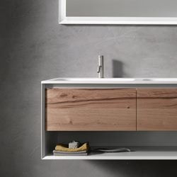 Blu Bathworks modern bathroom vanities, mirrors and accessories ...